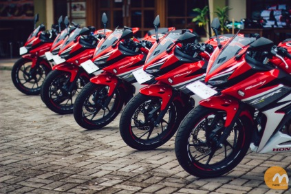 Test Ride Honda Cbr 150 R Bersama Bloger Behind The Stories